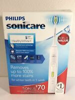 Philips Sonicare HealthyWhite+ Electric Rechargeable Toothbrush HX8911/02