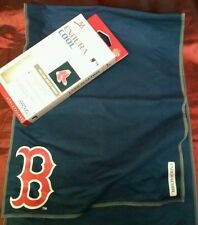 """MLB Boston Red Sox ~ Mission Endura Cool Instant Cooling Towel ~ 12"""" x 33"""""""