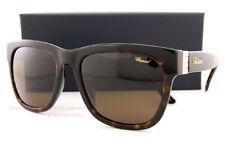 Brand New Chopard Sunglasses SCH 165G 0722 Dark Havana/Brown