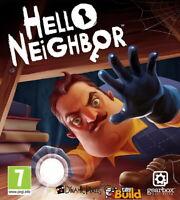 Hello Neighbor - Adventure Horror Game PC Steam Download Key REGION FREE
