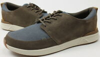 Reef Mens Reef Rover Low SE Sneakers Blue Grey 11.5 New