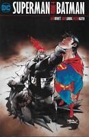 Superman Batman Vol 4 by Burnett, Lanning & Nguyen 2016 TPB DC Comics