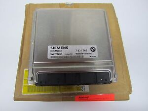 99-03 BMW M5 Z8 RMFD Basic Control Unit PCM ECU Genuine OEM NEW 12147831762