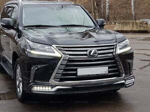 For Lexus Lx Lx570 Lx450d front bumper kit 2016 2017 2018 2019 2020 frp
