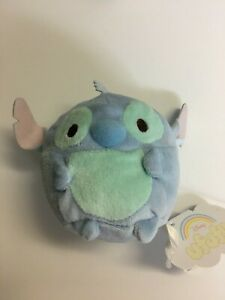 NWT Disney Store Japan  UFUFY Plush STITCH adorable and squishy soft