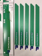 Hitachi RM42B Sabre Saw Metal Blades 5 Piece