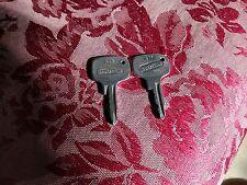 Bridgestone motorcycle key pre-cut GTR350 GTO350 90 BS100 BS175