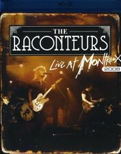 The Raconteurs - Live at Montreux 2008 [New Blu-ray]