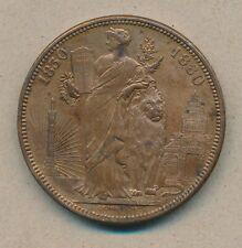 België/Belgique medaille Leopold II 1830/1880 Morin M/13f (89313)