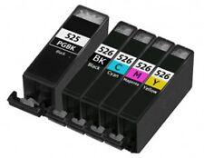 Genuine Canon PGI-525 CLI-526 Ink Cartridges without Box for Pixma IX6550 MG6250