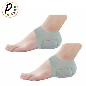 Presadee Heel Pain With Built-In Gel Silicone Cushioning Foot Ankle Sleeve