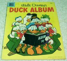 Walt Disney's Duck Album Four-Color 782, FN- (5.5) 1957, 50% off Guide