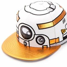 Star Wars The Last Jedi Episode 8 BB-8  All Over 59fiftyHat Cap Fitted 7 1/8