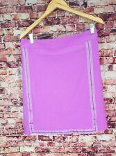NWT Womens EP Pro Stretch Golf Skort Purple Plus Sz 20