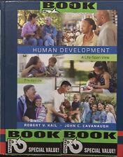 Human Development : A Life-Span View by John C. Cavanaugh and Robert V. Kail...