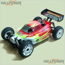 SINYIH 1/8 AX5 Buggy RTR (RC-WillPower) 2.4G Radio 25 Pull Start GAS Engine 4WD