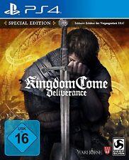 Kingdom come Deliverance - D1 Edition |PS4| New & Sealed | Uncut | Quick