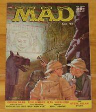 EC 1957 MAD MAGAZINE No. 32 Sports Magazines, Steve Allen, Dating++ VF/NM 9.0