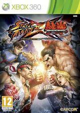 STREET FIGHTER X TEKKEN NUEVO Y PRECINTADO TETXOS EN ESPAÑOL XBOX 360