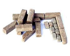 Diorama Zubehör Pflastersteine, 15 Bordsteine granit 1:32 und 1:35