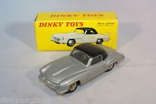 DINKY TOYS 526 24H 24 H MERCEDES BENZ 190SL 190 SL NEAR MINT BOXED RARE SELTEN!