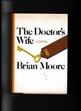 The Doctor's Wife---Brian Moore---hc/dj---1st1976