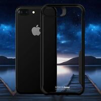 Cover Custodia iPhone 8 Plus 7 Plus Case Spessa Silicone Antiurto Noziroh Frame