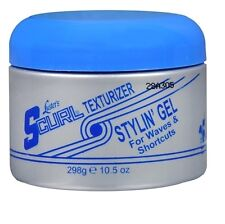 Scurl Texturizer Stylin GEL for Waves & Shortcuts 298g