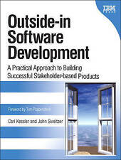 USED (VG) Outside-in Software Development: A Practical Approach to Building Succ