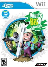 Dood''s Big Adventure (Udraw) WII New Nintendo Wii