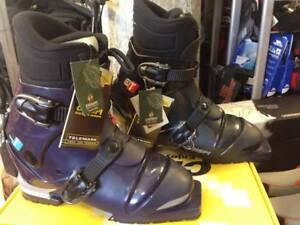 Crispi Cxt Boots Mens Telemark Bottom Hiking 75mm Backcountry Ski Boots