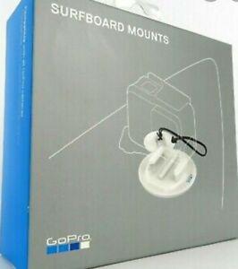 GoPro Surf Surfboard Mount GoPro ASURF-001 for All HERO 8 7 6 5 4 Original NEW