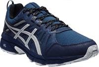 Men's ASICS GEL-Venture 7 Trail Running Shoe Peacoat/Piedmont Grey