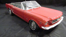 ERTL 1964 1/2  Ford Mustang Convertible Die Cast 1:12
