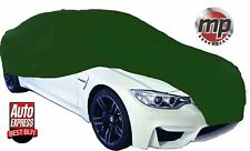 To fit Mazda 2 Breathable Soft Fabric Indoor Showroom Garage Car Cover GREEN SML