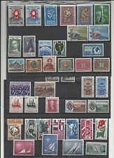 REPUBBLICA  -  MNH**  ANNATE  COMPLETE  1963/64/65  NUOVE