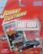 Johnny Lightning - Hot Rod Magazine - 1971 Plymouth Road Runner