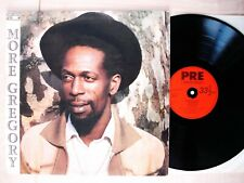Gregory Isaacs More Gregory LP Permanent Lover Front Door PRE PREX 9 1981 EX