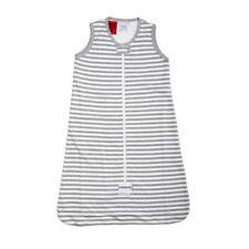 NEW uh-oh! Baby Sleeping Bag 0.5 tog Grey Stripe