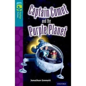**NEW PB** Captain Comet and the Purple Planet (Treetops Oxford Reading Tree L9)