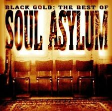 Soul Asylum Black Gold CD 19 Track Best of UK Issue Pressed in Austria Columbia