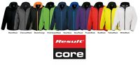 soft shell jacket micro fleece lined shower and wind proof fashion stylle coat
