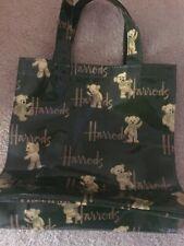 Harrods PVC Tote Bag