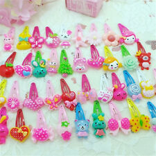 Wholesale 20pcs Mixed Hairpins Baby Kids Child Girls Hair Pins Clips Slides New