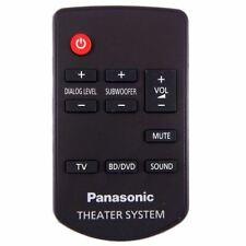 Genuine Panasonic SA-HTB65 Soundbar Remote Control