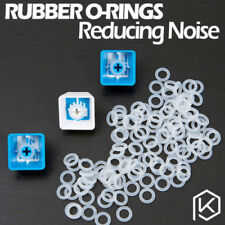 Lots 120Pcs Dampers Keycap Rubber O-Ring Mechanical keyboard For Cherry MX HOT