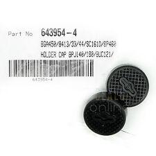 Genuine Makita 643954-4 Carbon Brush Caps BGA450 BGA452 BHP460 8443D 6347D 6343D