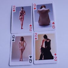 Body Art Playing Card Nude Girl Women for Sketching Paper Poker 54 difference