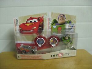 Disney Infinity Buzz LightYear and Lightning McQueen (ToysRus Exclusive)