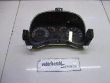 46833368 QUADRO STRUMENTI CONTACHILOMETRI FIAT PUNTO 1.2 B 5M 44KW (2005) RICAMB